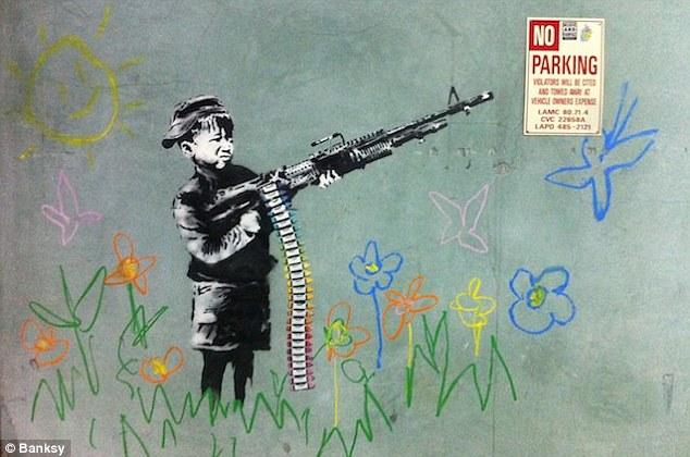 Banksy+9