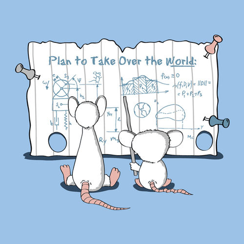 Top Pinky And The Brain Quotes Take Over The World Quotes Images